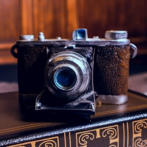 mô hình máy ảnh cổ